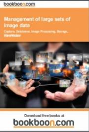 Management of large sets of image data