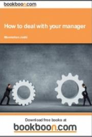 How to deal with your manager