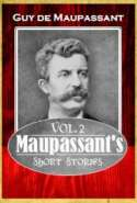Maupassant's Short Stories Vol. 2