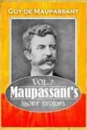 Maupassant's Short Stories Vol. 7