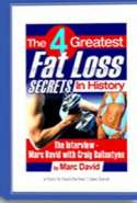 4 Great Fat Loss Secrets