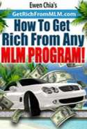How to get Rich From any MLM Program