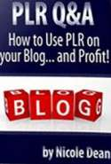 PLR for Bloggers: Frequently Asked Questions
