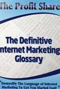 The Definitive Internet Marketing Glossary