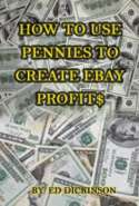 How to Use Pennies to Create eBay Profit$