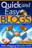 Quick and Easy Blogs