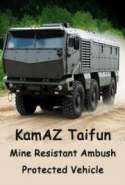 KamAZ Taifun Mine Resistant Ambush Protected Vehicle | Military-Today.com