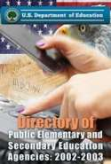 Directory Of Public Elementary And Secondary Education Agencies: 2002-03
