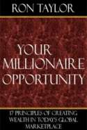 Your Millionaire Opportunity