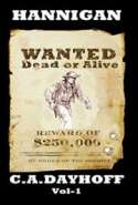 Hannigan  'Wanted Dead Or Alive'