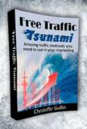 Free Traffic Tsunami - Amazing Traffic Methods You Need To Use In Your Marketing