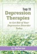 Top 11 Depression Therapies to Get Rid of Your Depressive Disorder Today