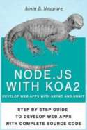 Nodejs with KOA2