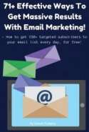 71+ Effective Ways To Get Massive Results From Email Marketing