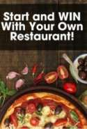 Start And WIN With Your Own Restaurant
