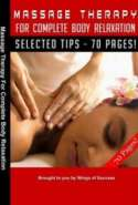 Massage Therapy for Complete Body Relaxation