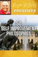 50 Self Improvement Philosophies