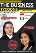 The Business Tycoons Sep-Oct Magazine