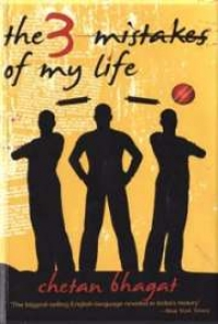 Three Mistakes Of My Life By Chetan Bhagat Free Book Download