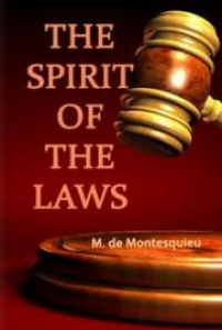 The Spirit of the Laws, by M. de Montesquieu: FREE Book Download