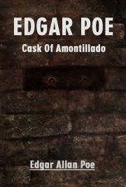 Edgar Poe-Cask Of Amontillado