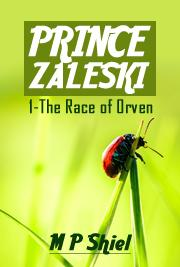 Prince Zaleski 1 - The Race of Orven
