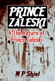 Prince Zaleski 4 - The Return of Prince Zaleski