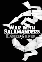 War with Salamanders
