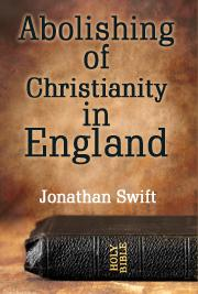 Abolishing of Christianity in England