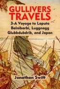 Gullivers Travels 3 - A Voyage to Laputa, Balnibarbi, Luggnagg, Glubbdubdrib, and Japan