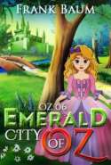 OZ 06 - Emerald City of OZ