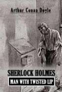 Sherlock Holmes-Man With Twisted Lip