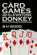 Card Games 30 GLEWSTONE DONKEY