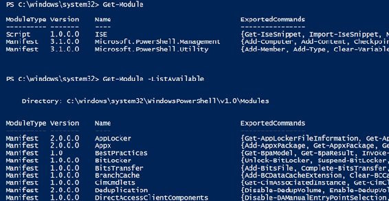 Basics with Windows PowerShell V2 by Prometheus MMS - HTML