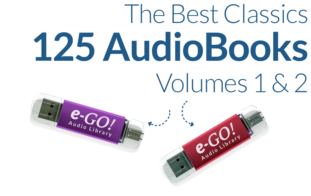 125 Audiobooks: Volume 1 & 2