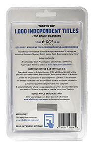 Top 1000 eBooks Back view photo