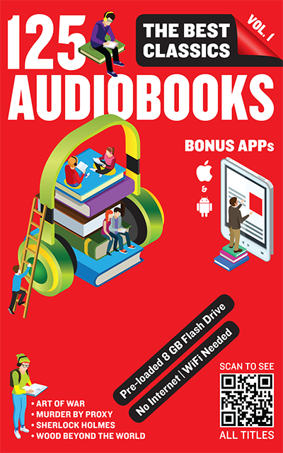 125 Audiobook Bundle - Volume 1