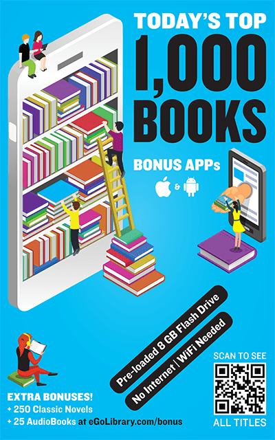1000 Books Bundle